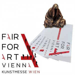 fair for art vienna galerie art dealer freller guardians of time manfred kielnhofer