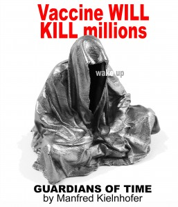 guardians-of-time-by-manfred-kielnhofer-arts-statue-gallery-events-vaccine-will-kill-millions
